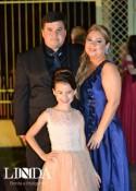 Carlos Eduardo, Fabia e Gabriela Tatsch