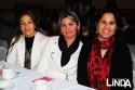 Luana Figueiredo, Fabiana Cerentini e Sheila Loureiro