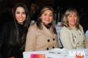 Raquel Carvalho, Giovana Dreyer e Derena Carvalho.