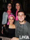 Letícia Bennemann, Laura Oliveira, Bruna Blaya e Leonardo Sanmartin