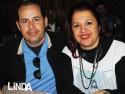 Mariton Carlos da Silva e Andrea Batista