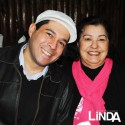 Lucas Garcia e Sirlene Steigleder