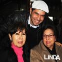 Nara Garcia, Lucas Garcia e Idila Fontoura