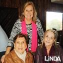 Ana Both, Zuleica De Franceschi e Tânia Colombelli