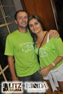 Augusto Hoerbe e Liziane Larrondo