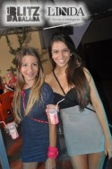 Graziele Peres e Carolina Lopes