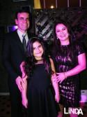 Roger Martins, Sofia Martins e Renata Machado Moraes