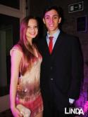 Luísa Hoerbe e Gustavo Kramer