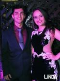 João Vitor Nascente e Júlia Steffens