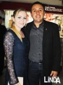 Eveline e Samir Miguel