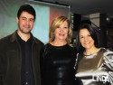 Jeferson Gomes Machado, Vania Frank e Bernadete Lovato