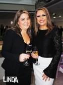 Daniela Padilha e Lisia Vieira da Cunha