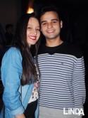 Danielle Cabral Cassol e Arthur Gomes Ribeiro